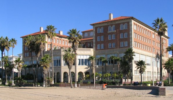Casa Del Mar Santa Monica (Formerly Synanon)